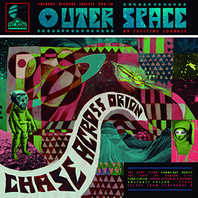 The Outer Space – Chase Across Orion (Tucxone Records)