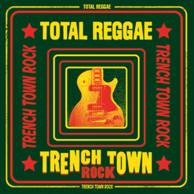 Various – Total Reggae – Trench Town Rock (VP)
