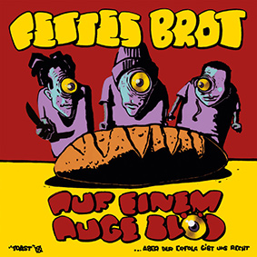 Fettes Brot – Auf Einem Auge Blöd (Remaster 2CD) (Fettes Brot Schallplatten)