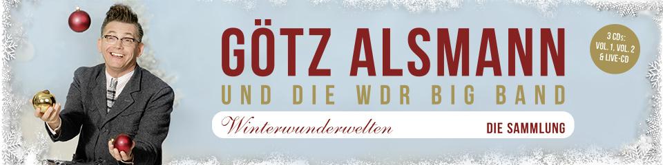 Götz Alsmann & Die WDR Big Band